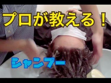 プロが教える! シャンプーの方法! 介護、看護師さんおススメ!braided hairstyles