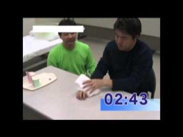 第28回介護福祉士実技試験解答速報動画 部分別イメージ解答