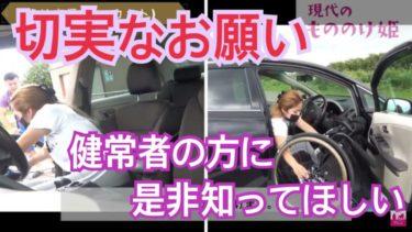 【完全版】車への移乗.車椅子積み下ろし!2画面で完全解説!//Transfer to car.